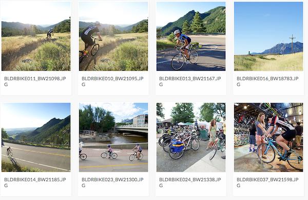 BoulderCyclingGallery